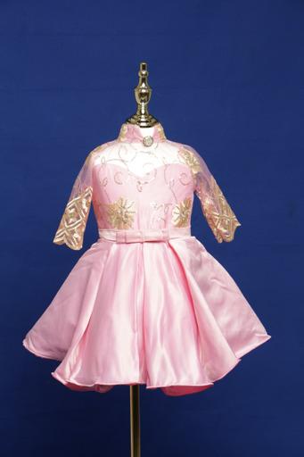 AD0020 pink dress